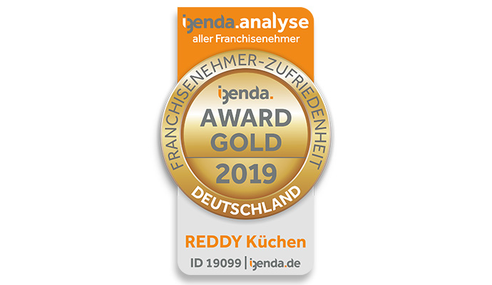 igenda.AWARD GOLD 2019